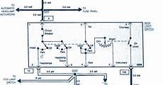 1984 chevrolet corvette wiring diagram circuit schematic learn