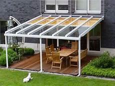 glas für terrassendach terrasmart terrassen 252 berdachung classic line