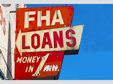 fha pre approval requirements