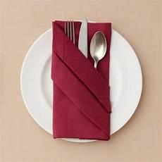 Buffet Napkin Fold Napkins Wedding Napkin Folding