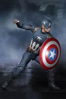 captain america civil wars captain america civil war 1 4 scale figure captain america