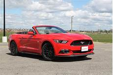 2017 Ford Mustang Gt Convertible Review Autoguide