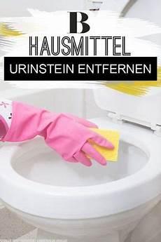 Urinstein Entfernen Hausmittel Und Tricks Wohnung