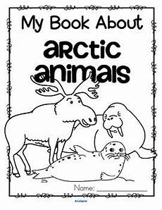 arctic animals printable coloring pages 17219 arctic animals activity printables read color and draw make a book