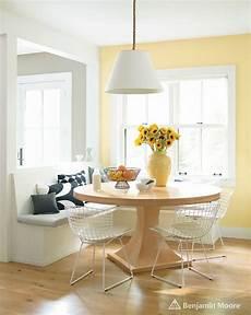 hawthorne yellow by benjamin moore mood boosting paint