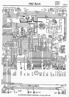 wiring diagram for 1962 buick lesabre wildcat and