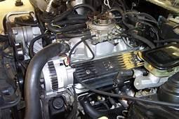 90 RS 305 TBI To Vortec 350 Swap  Third Generation F Body