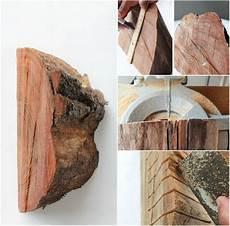 Basteln Mit Holz 7 Bastelideen Mit Holzscheiten