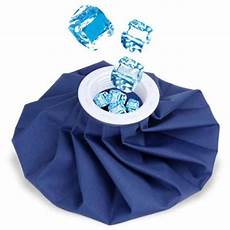 sac de glace reusable bag cold pack for injuries neck knee