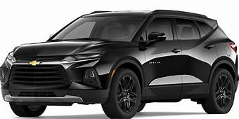 All New 2019 Blazer Sporty Mid Size SUV Crossover