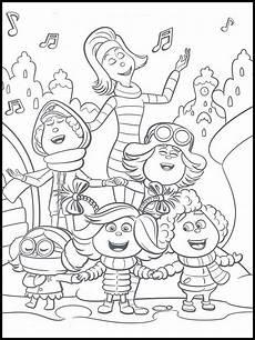 Grinch Malvorlagen Comic Ausmalbilder Der Grinch