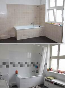 schöner wohnen fliesen badezimmer altes badezimmer aufpeppen vorher nachher bilder