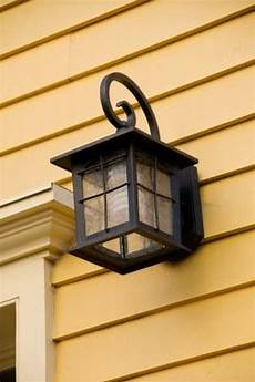 how to add a motion sensor to an outdoor wall light hunker