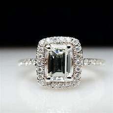 modern wedding rings newlyweds emerald cut engagement rings for sale us69