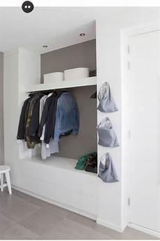 Hallway Closet Wardrobe Flur Schrank Garderobe