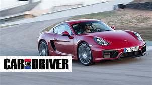 2016 Porsche Cayman GTS Review In 60 Seconds  Car And
