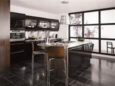Black Kitchen - stunning black kitchen designs