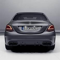 C 63 Amg Facelift Diffusor Mercedes C Klasse W205 S205