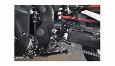 pedane arretrate pedane arretrate regolabili per suzuki gsxr 1000 k5 k6