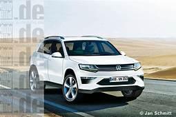 2019 Volkswagen Tiguan Rumors Concept Release Price Canada