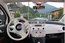 sold fiat 500 quot interni in pelle quot used cars for sale