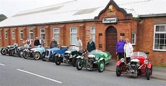 Frontispieces  The Morgan Three Wheeler Club
