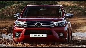 2019 Toyota Hilux USA Price Specs Review News  YouTube