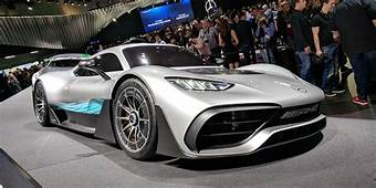 Mercedes AMGs Street Legal F1 Car Makes A Stunning