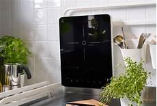 piano cottura portatile sunnersta cucina low cost di ikea con piastra ad