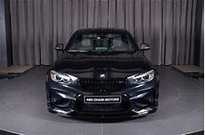 sapphire black bmw m2 is all in what ac schnitzer is selling carscoops