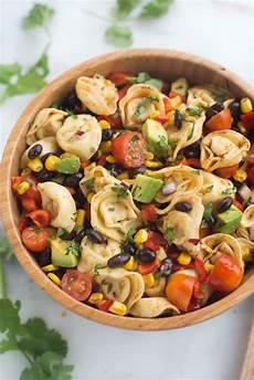 Tortellini Salat Rezept - southwest tortellini pasta salad tastes better from scratch
