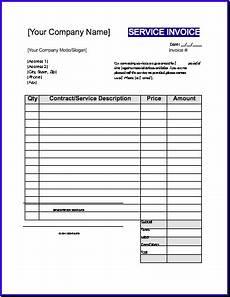 labor receipt template free contractor invoice template uk invoice exle