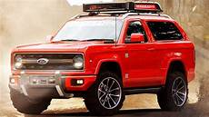 Toyota Bronco 2020 by 2020 Ford Bronco Look Rendering