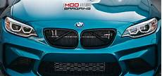 gloss black kidney grilles for 2016 bmw m2