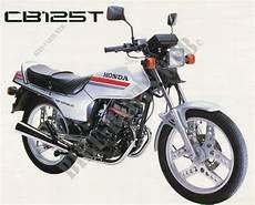 Cb125tdc Jc06 Honda Motorrad Cb 125 125 1982