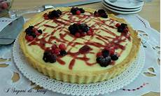 crostata con crema alla ricotta e frutti di bosco un dolce molto delicato perfetto per chiudere crostata con crema di ricotta e frutti di bosco i sapori di terry