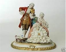 ladario porcellana di capodimonte fabris collection on ebay