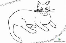Malvorlage Katze Liegend Malvorlage Katzenpfote Umriss Coloring And Malvorlagan