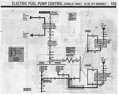 95 ford bronco ignition wiring diagram 1985 1986 efi ground location ford bronco forum