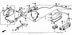 honda engines gv400 adjd engine jpn vin gv400 1000001 to gv400 1006101 parts diagram for