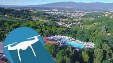 Norcenni Girasole Club - cing norcenni girasole club by drone tuscany italia