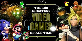 100 Best Video Games Of All Time  Greatest