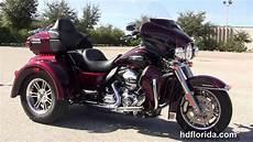 Used 2014 Harley Davidson Tri Glide Trike For Sale