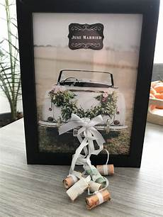 Wedding Gift Money Hochzeit Geschenk Geld Diy Geschenke
