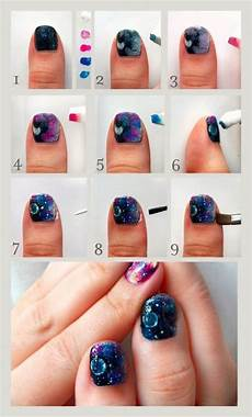 easy nail designs for short nails step by step stylespk