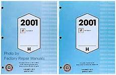 how to download repair manuals 1986 buick regal navigation system 2001 buick lesabre factory service manual shop repair set factory repair manuals