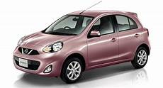 facelifted 2014 nissan micra march hatchback puts on a