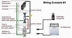 Basic Electrical Wiring Greenblack White Wire Positive
