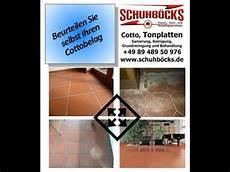 Schuhb 246 Cks Infos Cotto Und Tonplatten Sanieren Reinigen