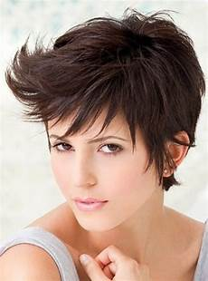 short hairstyles short spiky hairstyles for women